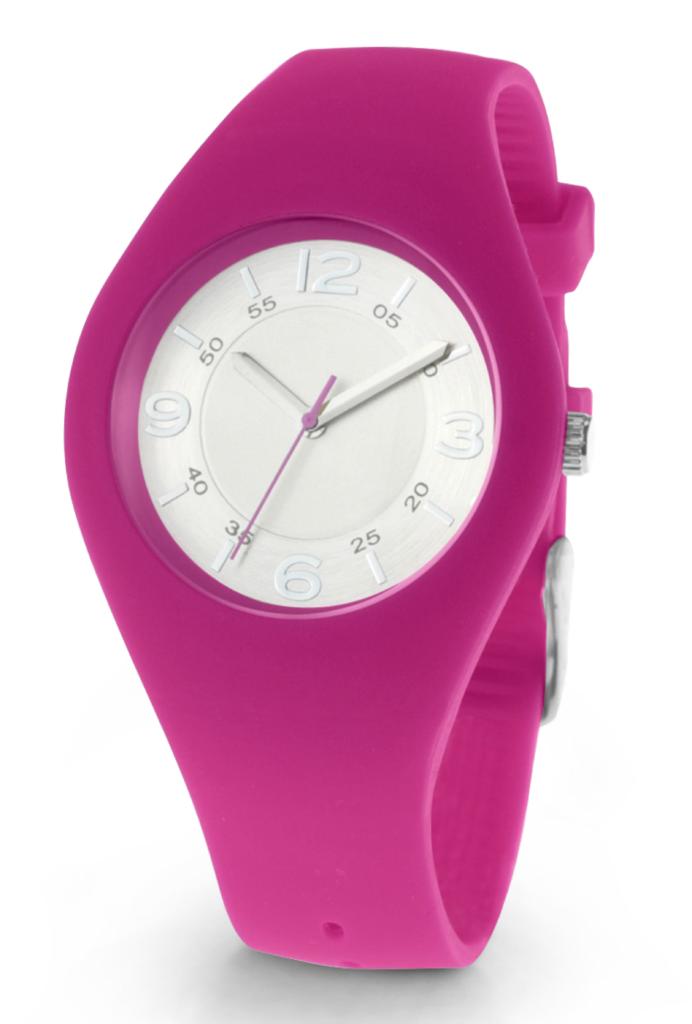 orologio in plastica
